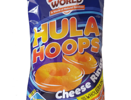 Hula Hoops – Cheese
