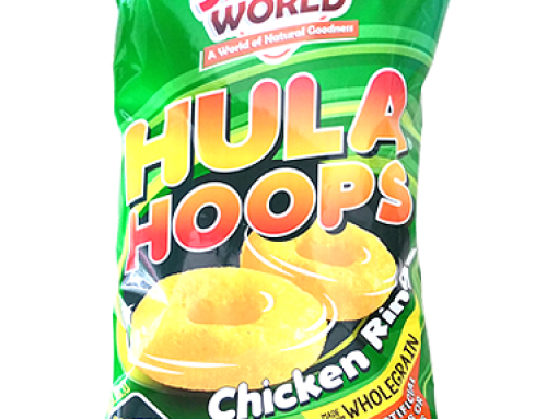 Hula Hoops – Chicken