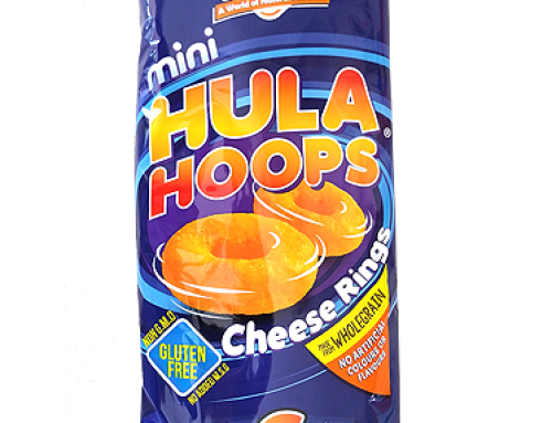 Hula Hoops – 6 Pack – Cheese
